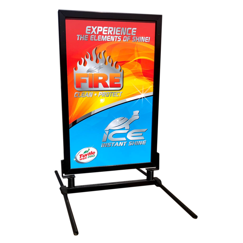 Mar 446 Advertising And Promotions: Windmaster® Sign Frame